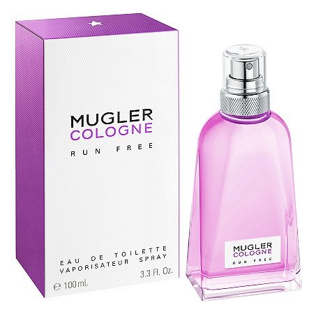 Mugler Cologne Run Free Unisex fragrance by Thierry Mugler