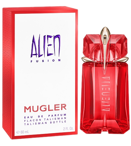 Alien Fusion perfume for Women by Thierry Mugler