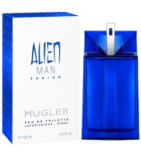Alien Man Fusion cologne for Men by Thierry Mugler