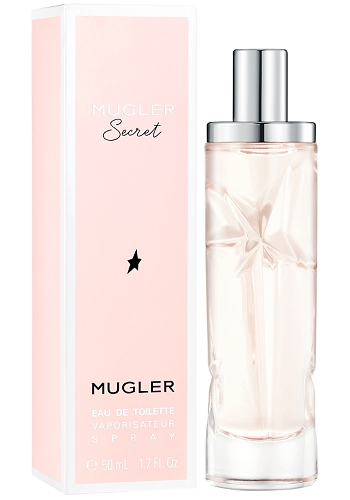 Mugler Secret perfume for Women by Thierry Mugler