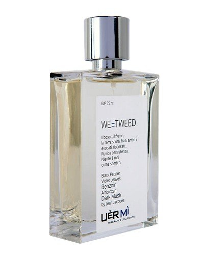 WE Tweed Unisex fragrance by Uer Mi