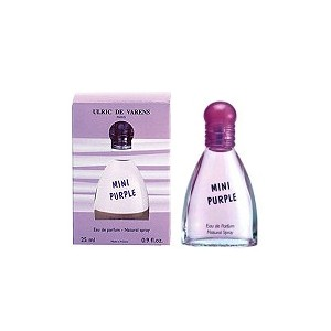 Mini Purple perfume for Women by Ulric de Varens