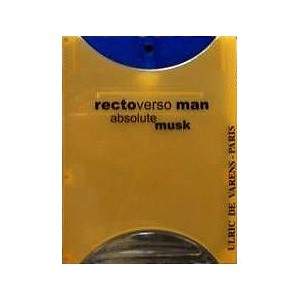 Rectoverso Man Absolute Musk cologne for Men by Ulric de Varens