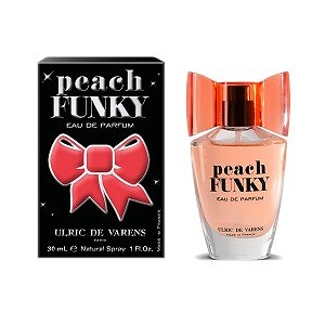 Peach Funky perfume for Women by Ulric de Varens