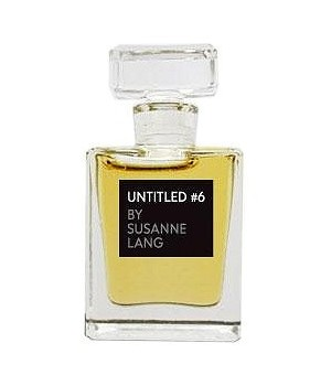 Untitled #6 by Susanne Lang Unisex fragrance by Untitled