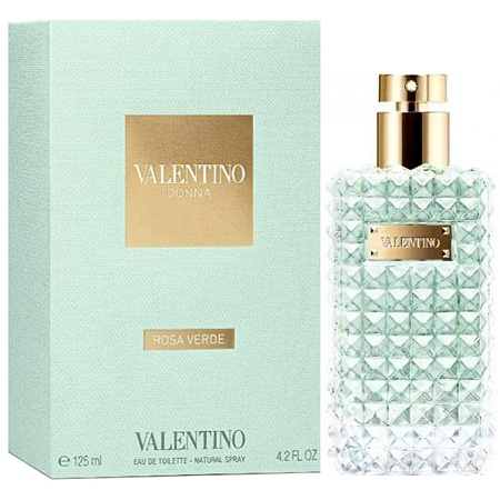 Valentino Donna Rosa Verde perfume for Women by Valentino