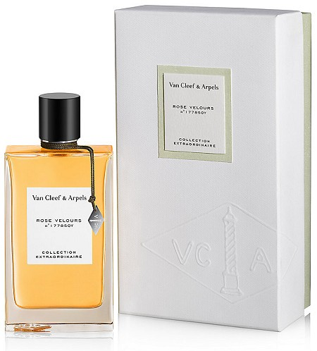 Collection Extraordinaire Rose Velours perfume for Women by Van Cleef & Arpels