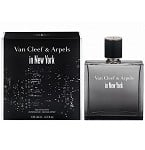 In New York  cologne for Men by Van Cleef & Arpels 2016