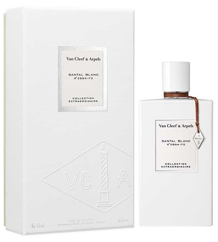 Collection Extraordinaire Santal Blanc Unisex fragrance by Van Cleef & Arpels