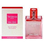 Tendenza  perfume for Women by Van Gils 2005