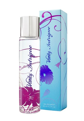 Intrigue perfume for Women by Vanity