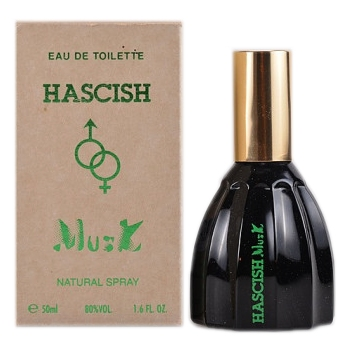 Hascish Musk Unisex fragrance by Veejaga