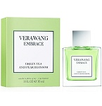 Embrace Green Tea and Pear Blossom  perfume for Women by Vera Wang 2015