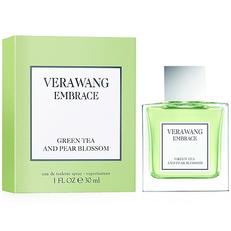 Embrace Green Tea and Pear Blossom perfume for Women by Vera Wang