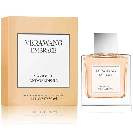 Embrace Marigold and Gardenia perfume for Women by Vera Wang