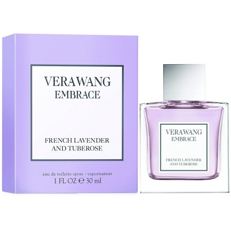 Embrace French Lavender and Tuberose perfume for Women by Vera Wang