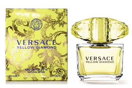 Yellow Diamond perfume for Women by Versace