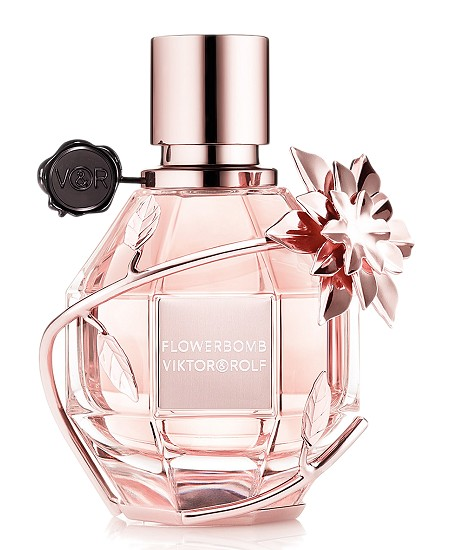 Flowerbomb Christmas 2014 Limited Edition perfume for Women by Viktor & Rolf