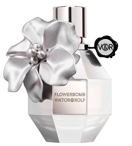 Flowerbomb Silver Edition 2017 perfume for Women by Viktor & Rolf