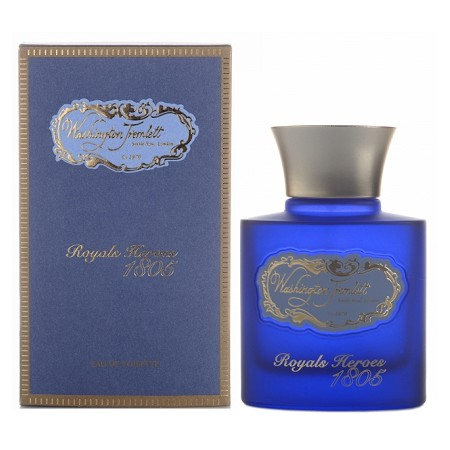 Royals Heroes 1805 cologne for Men by Washington Tremlett