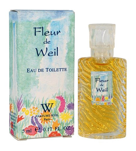 Fleur De Weil perfume for Women by Weil