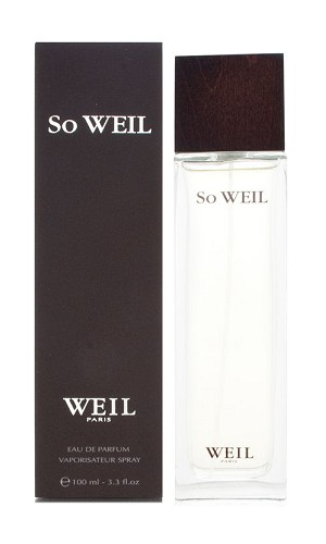 So Weil cologne for Men by Weil
