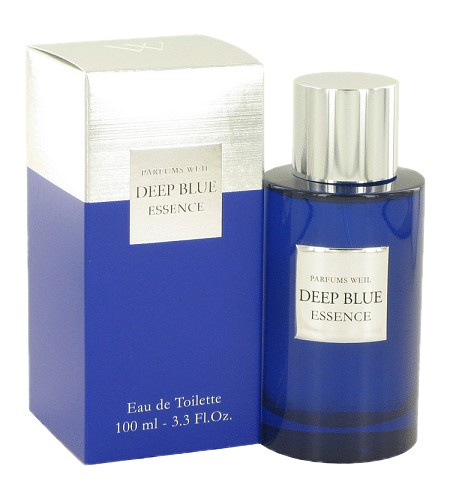 Deep Blue Essence cologne for Men by Weil