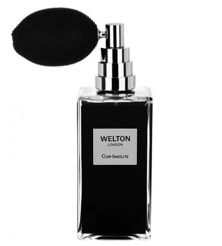 Cuir Insolite Unisex fragrance by Welton London