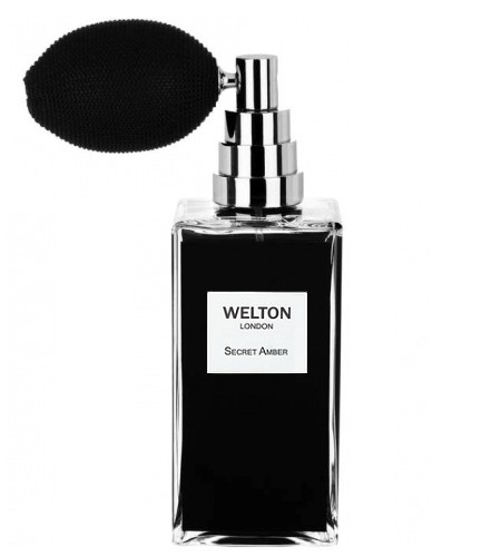 Secret Amber Unisex fragrance by Welton London