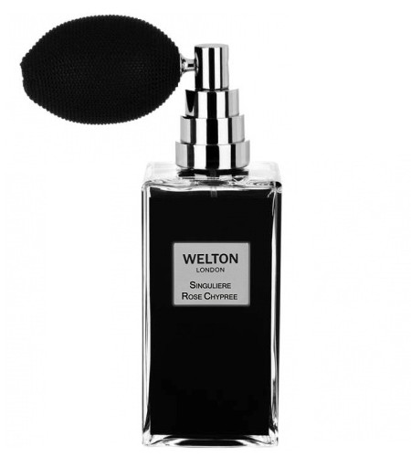 Singuliere Rose Chypree Unisex fragrance by Welton London