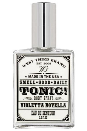 Smell Good Daily Violetta Novella Unisex fragrance by West Third Brand