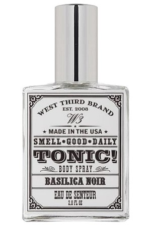 Smell Good Daily Basilica Noir Unisex fragrance by West Third Brand