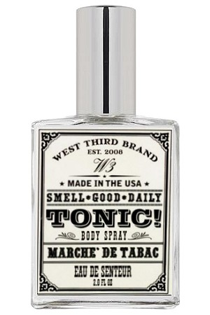 Smell Good Daily Marche de Tabac cologne for Men by West Third Brand