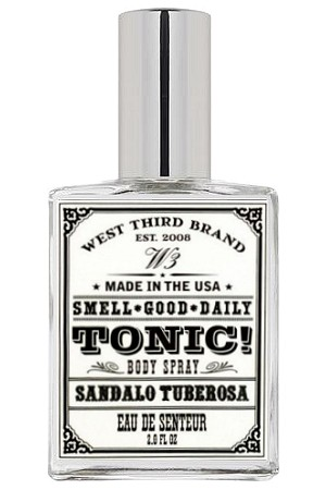 Smell Good Daily Sandalo Tuberosa Unisex fragrance by West Third Brand