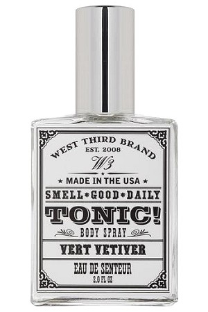 Smell Good Daily Vert Vetiver Unisex fragrance by West Third Brand