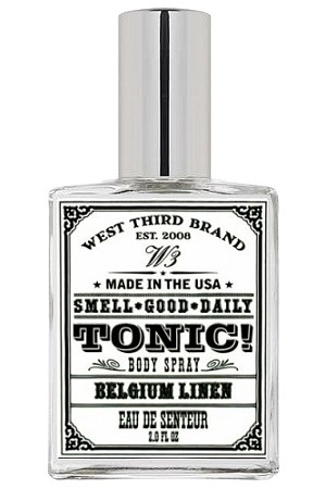 Smell Good Daily Belgium Linen Unisex fragrance by West Third Brand