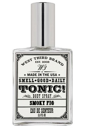Smell Good Daily Smoky Fig Unisex fragrance by West Third Brand