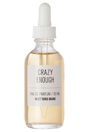 Crazy Enough Unisex fragrance by West Third Brand