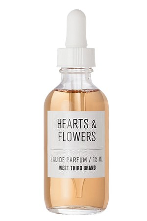 Hearts & Flowers Unisex fragrance by West Third Brand