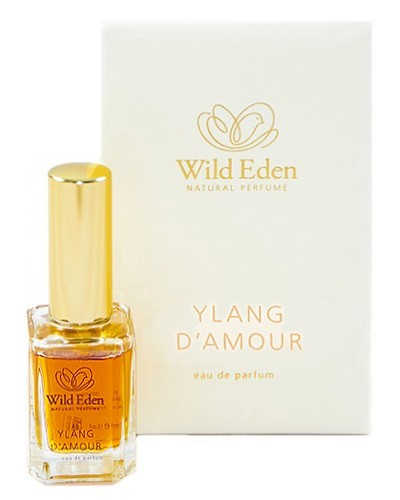 Ylang D'Amour perfume for Women by Wild Eden Natural Perfume