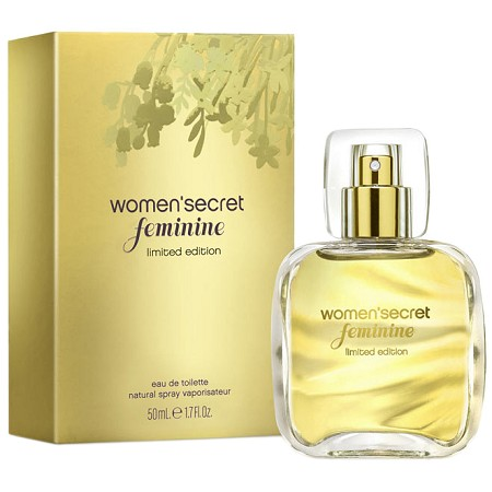 Feminine Limited Edition 2013 perfume for Women by Women'Secret