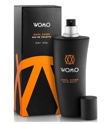 Cool Down Unisex fragrance by Womo
