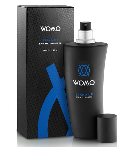 Stand Up cologne for Men by Womo