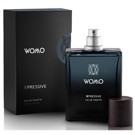 Xpressive cologne for Men by Womo