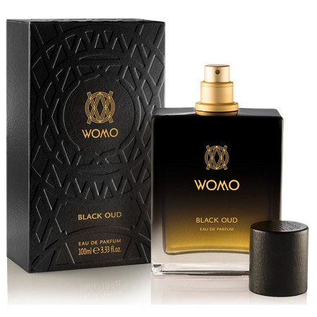 Black Oud Unisex fragrance by Womo