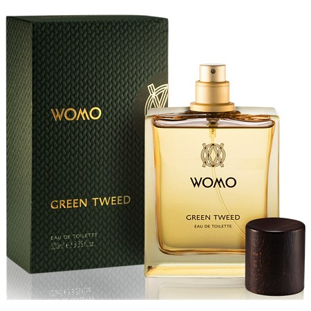 Green Tweed cologne for Men by Womo