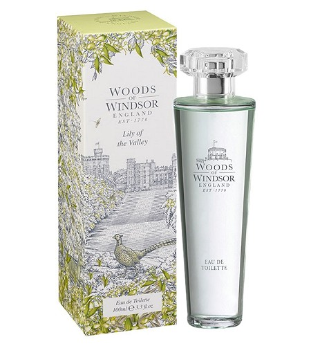 Lily of the Valley perfume for Women by Woods of Windsor