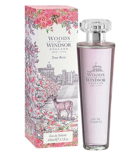 True Rose perfume for Women by Woods of Windsor