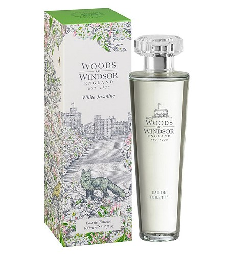 White Jasmine perfume for Women by Woods of Windsor