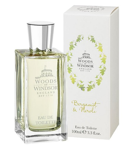 Bergamot & Neroli Unisex fragrance by Woods of Windsor